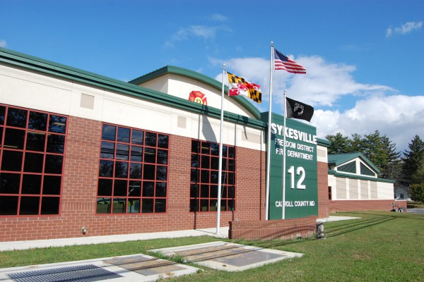 Sykesville Fire Station Phase B